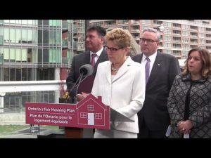 Wynne's Ontario Liberals
